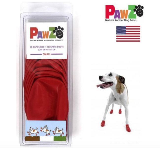 Pawz Dog Boots社製 ポウズ ラバー・ドッグ・ブーツ