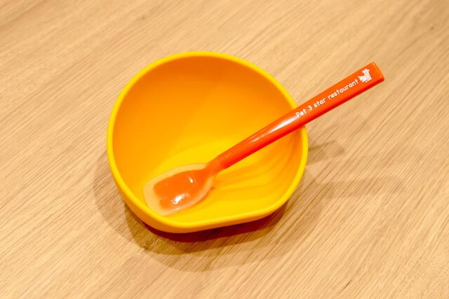 シリコン製食器