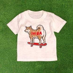 SHIBA Tシャツ[Kids]/カスタムオーダー