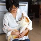【特集】柴を介護する#10 最期は、私の腕の中で。寝たきりの老柴を介護してわかったこと、感じたこと