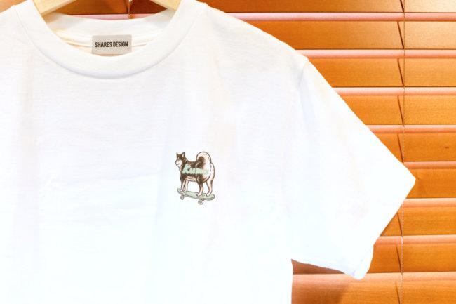 ワンポイントTシャツ[カスタムオーダー]