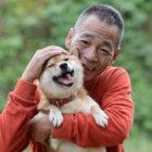 柴犬とポチパパ