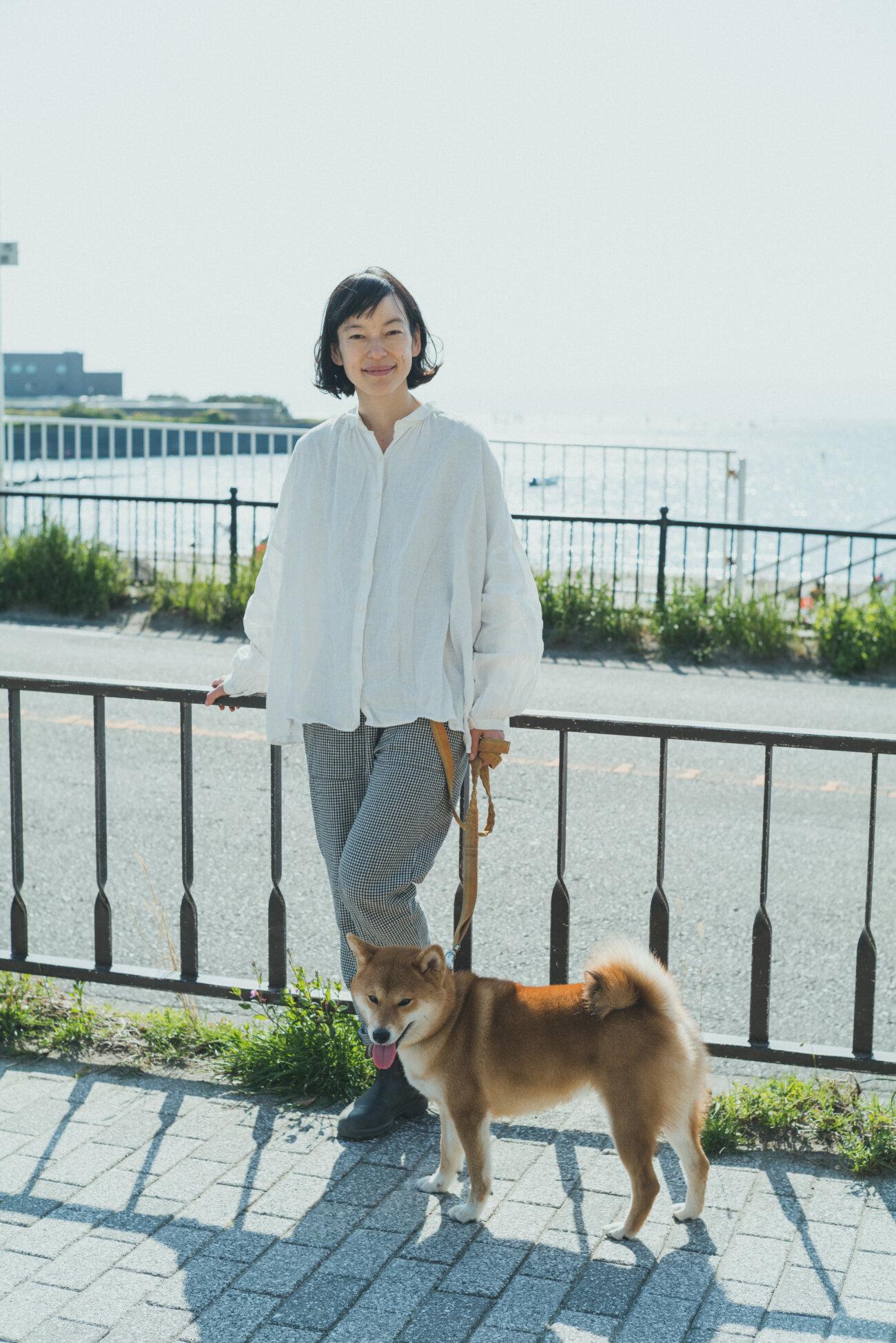 柴犬ライフ,kiki,モデル